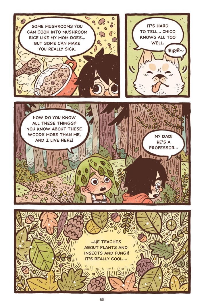 Pages-from-PILU-V1-REFERENCE-3-10 ComicList Previews: PILU OF THE WOODS GN