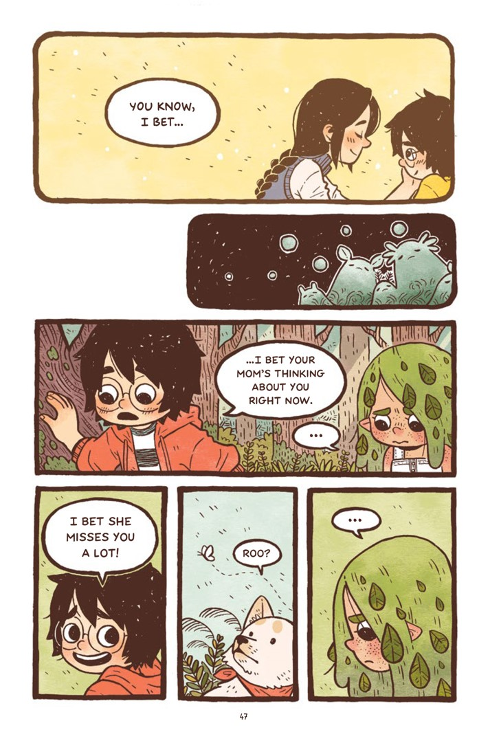 Pages-from-PILU-V1-REFERENCE-3-4 ComicList Previews: PILU OF THE WOODS GN