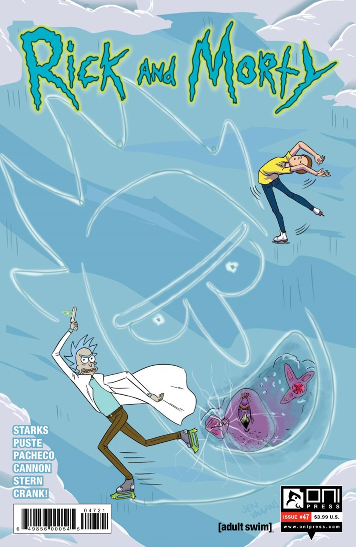 Pages-from-RICKMORTY-47-REFERENCE-2 ComicList Previews: RICK AND MORTY #47