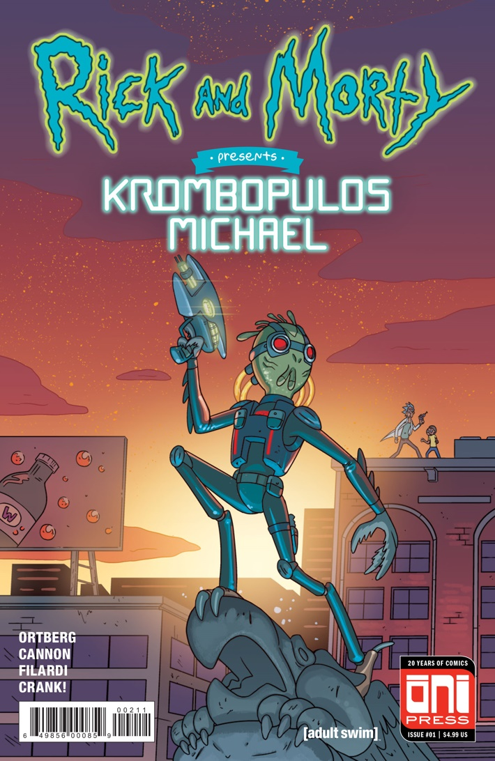 Pages-from-RICKMORTY-PRESENTS-KROMBOPULOS-1-1 ComicList Previews: RICK AND MORTY PRESENTS KROMBOPULOUS MICHAEL #1