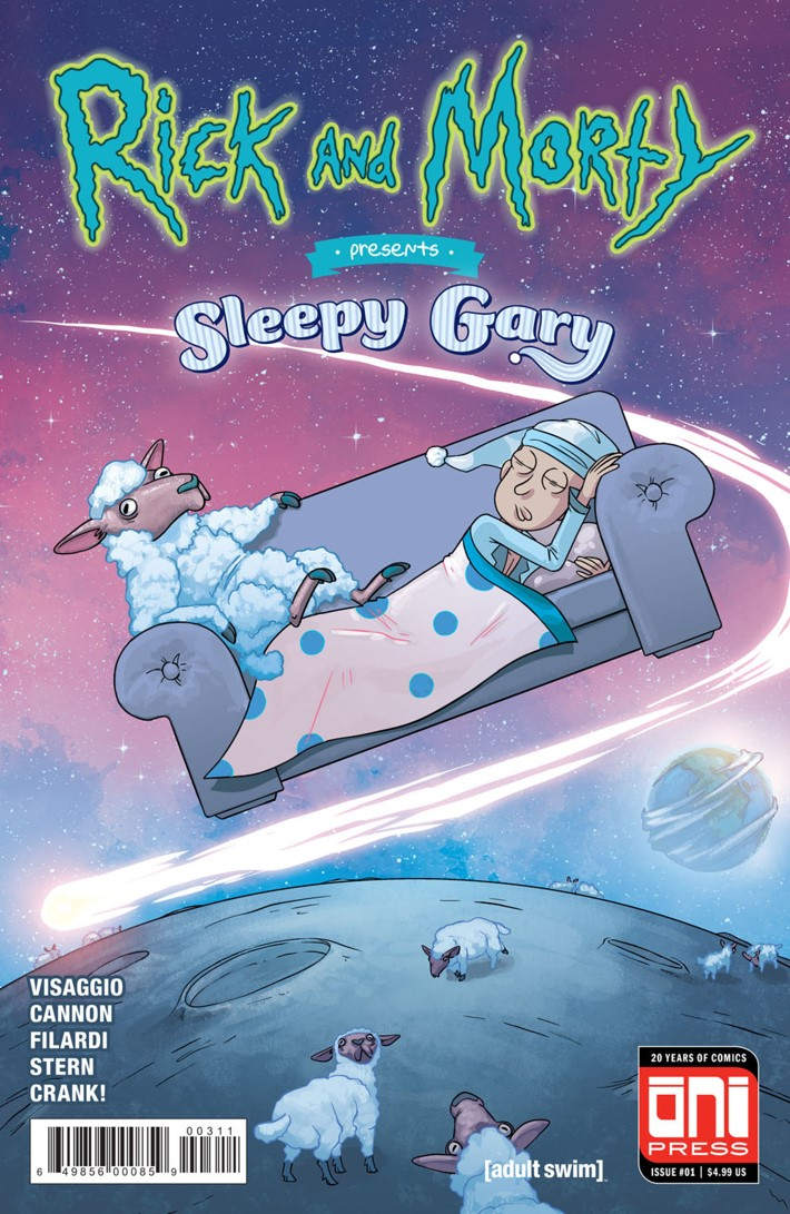 Pages-from-RICKMORTY-PRESENTS-SLEEPY-GARY-1-1 ComicList Previews: RICK AND MORTY PRESENTS SLEEPY GARY #1
