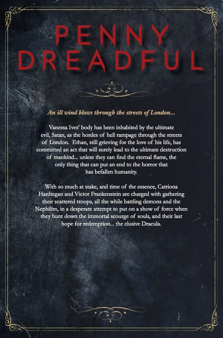 PennyDreadful_2_9_Synopsis ComicList Previews: PENNY DREADFUL #9