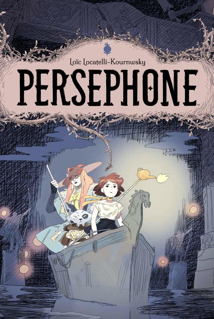 Persephone_HC_PRESS_1 ComicList Previews: PERSEPHONE HC