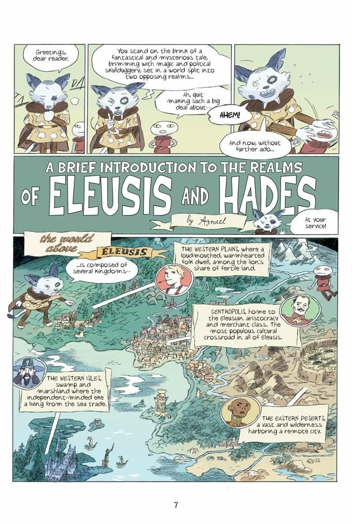 Persephone_HC_PRESS_11 ComicList Previews: PERSEPHONE HC