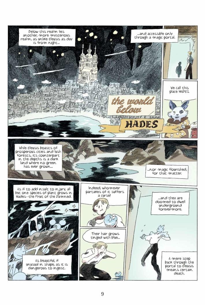 Persephone_HC_PRESS_13 ComicList Previews: PERSEPHONE HC