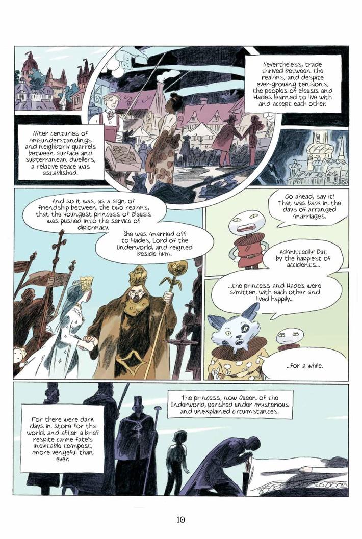 Persephone_HC_PRESS_14 ComicList Previews: PERSEPHONE HC