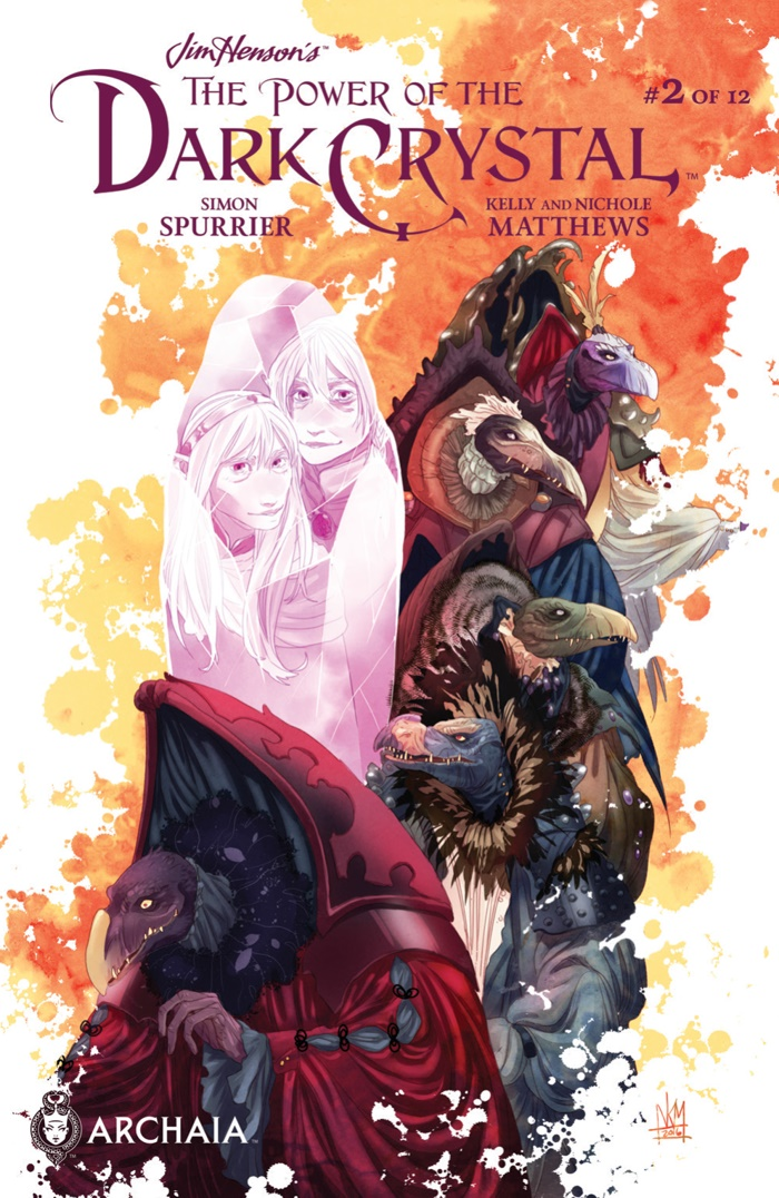 PowerDarkCrystal_002_COVER_A_PRESS ComicList Preview: JIM HENSON'S THE POWER OF THE DARK CRYSTAL #2