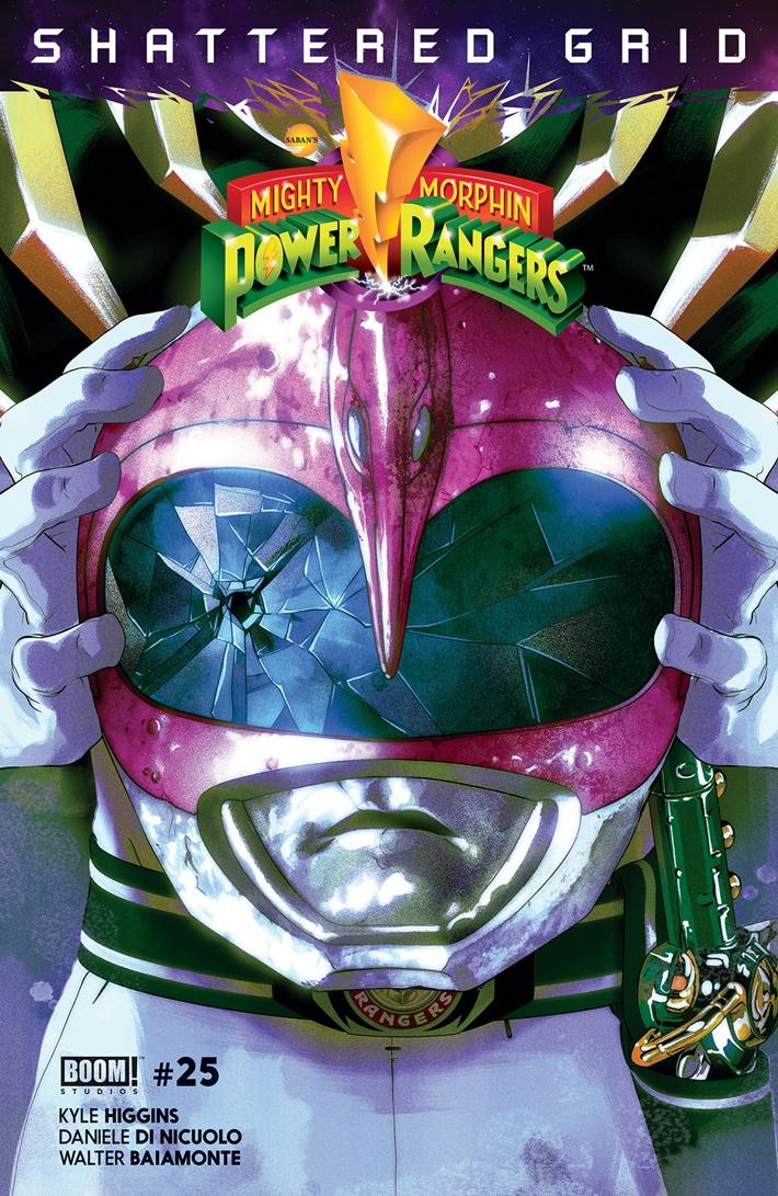 PowerRangers_025_B_Intermix_Pink ComicList Previews: MIGHTY MORPHIN POWER RANGERS #25