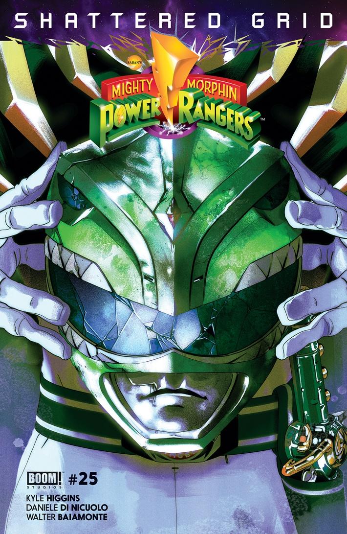PowerRangers_025_F_Intermix_Green ComicList Previews: MIGHTY MORPHIN POWER RANGERS #25