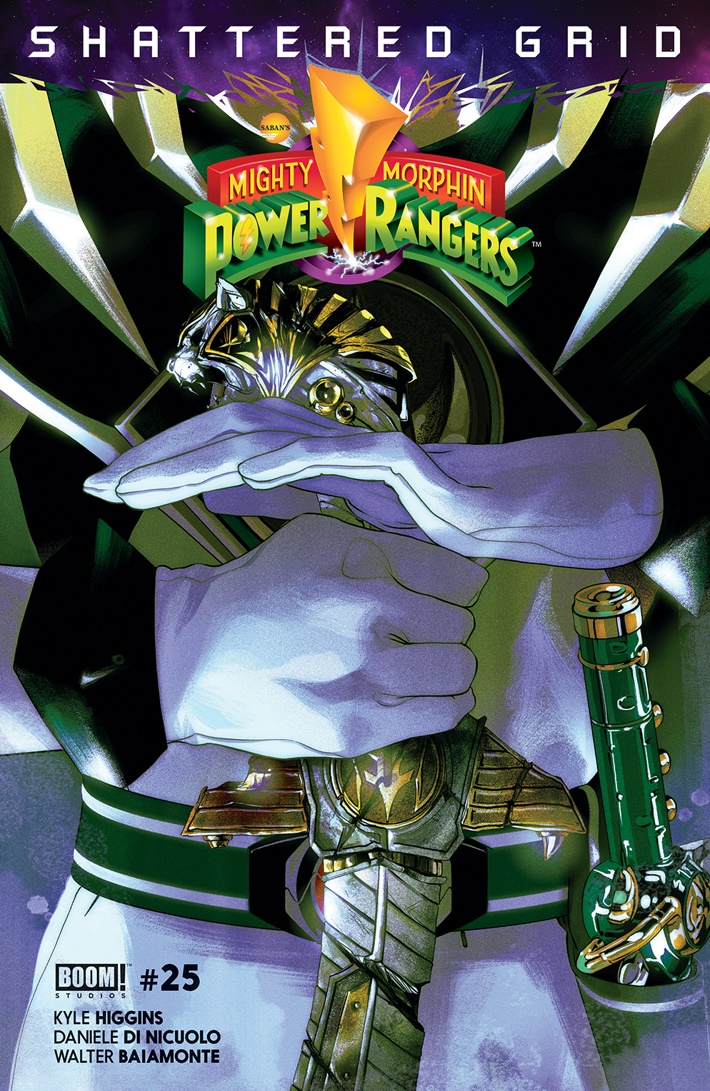 PowerRangers_025_G_Intermix_Chase ComicList Previews: MIGHTY MORPHIN POWER RANGERS #25