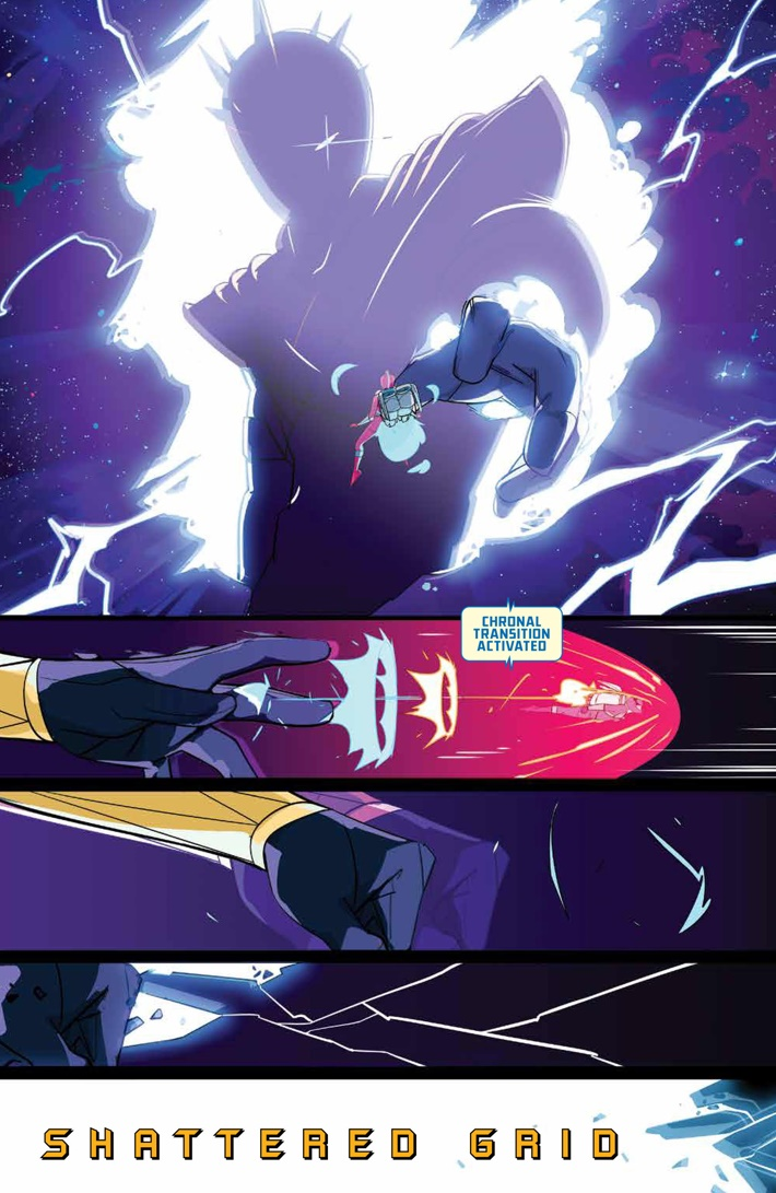 PowerRangers_025_PRESS_7 ComicList Previews: MIGHTY MORPHIN POWER RANGERS #25