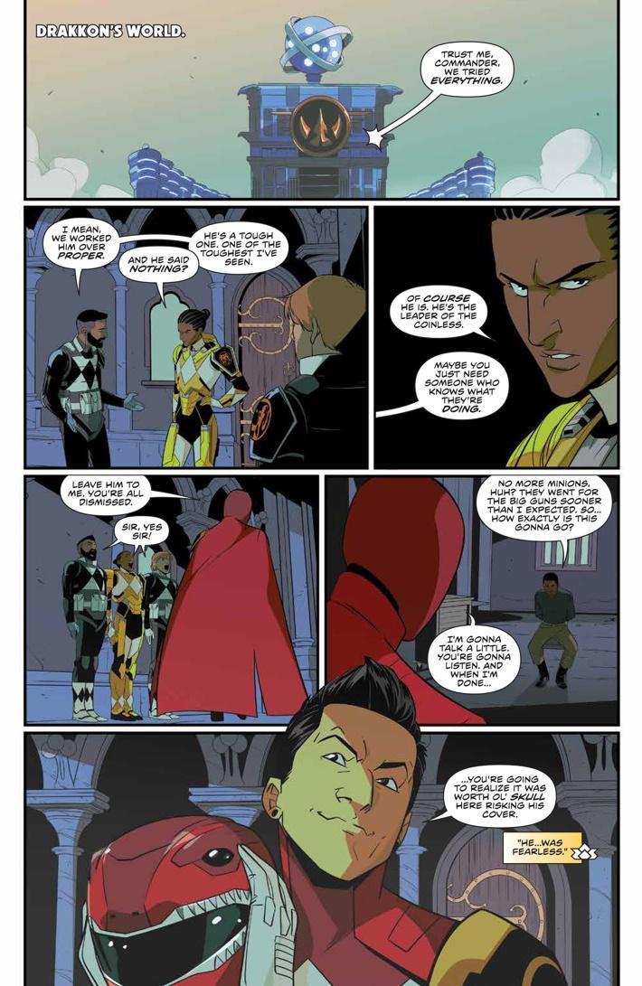 PowerRangers_027_PRESS_3 ComicList Previews: MIGHTY MORPHIN POWER RANGERS #27