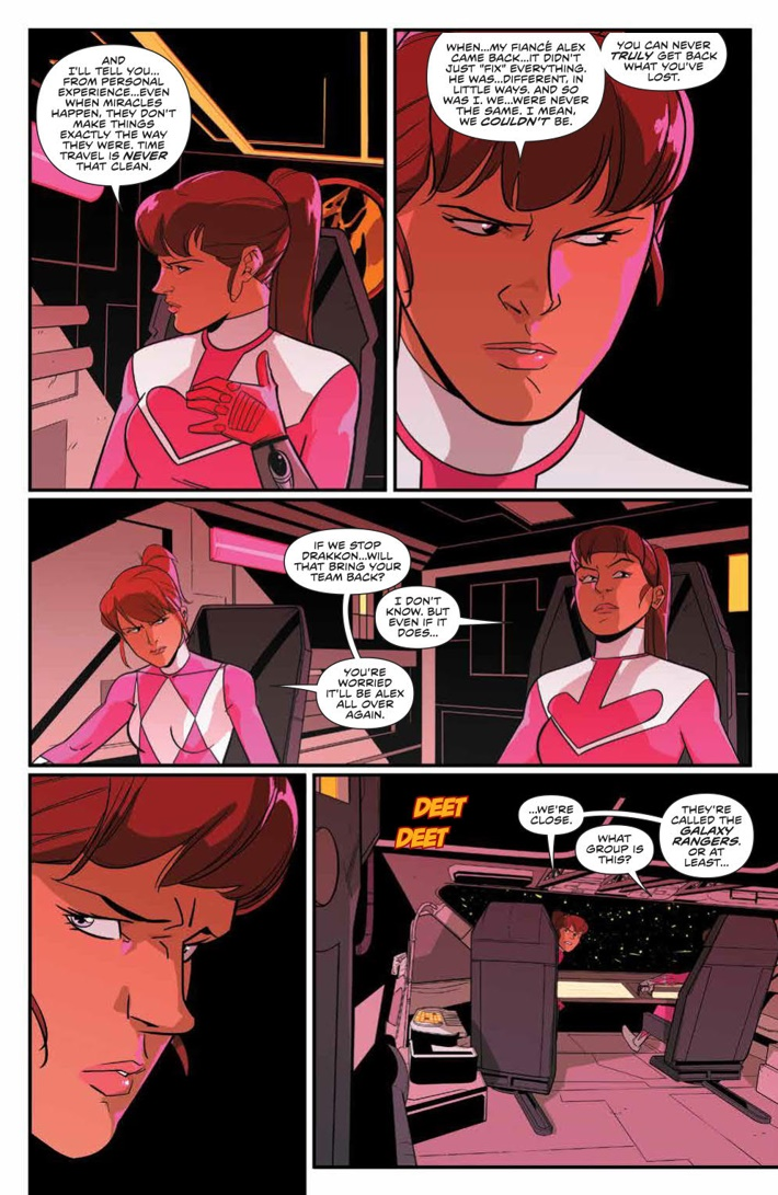 PowerRangers_028_PRESS_5 ComicList Previews: MIGHTY MORPHIN POWER RANGERS #28
