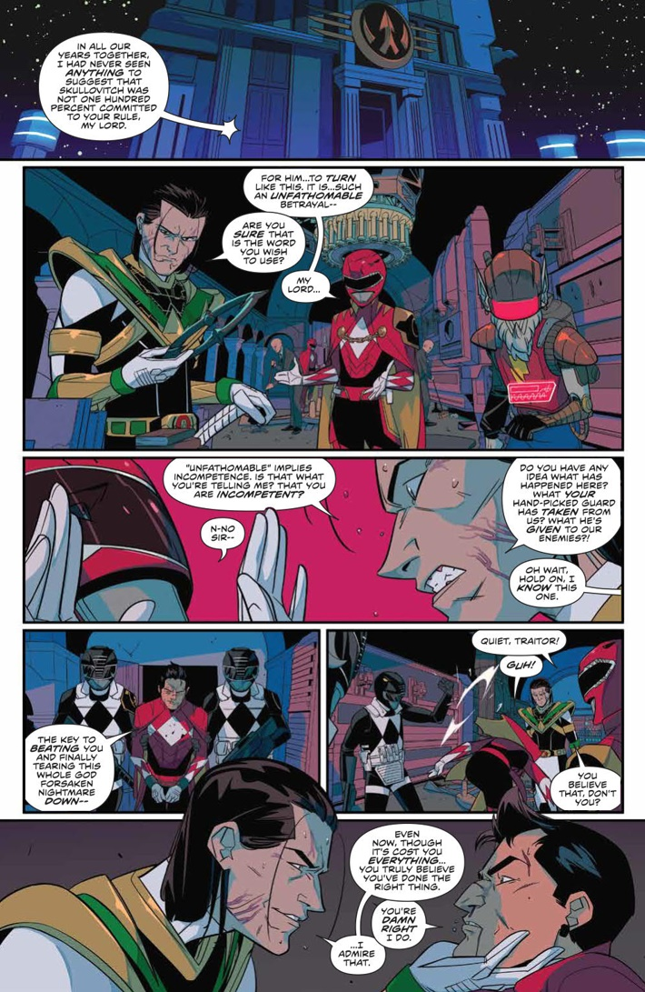 PowerRangers_029_PRESS_7 ComicList Previews: MIGHTY MORPHIN POWER RANGERS #29