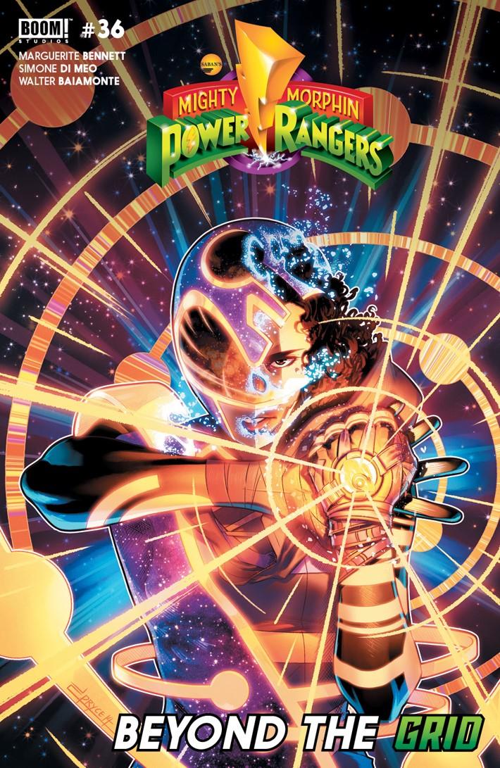 PowerRangers_036_A_Main ComicList Previews: MIGHTY MORPHIN POWER RANGERS #36