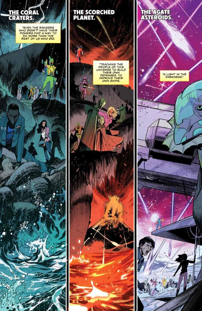 PowerRangers_036_PRESS_4 ComicList Previews: MIGHTY MORPHIN POWER RANGERS #36