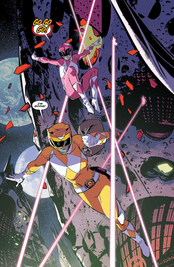 PowerRangers_v5_SC_PRESS_9 ComicList Previews: MIGHTY MORPHIN POWER RANGERS VOLUME 5 TP