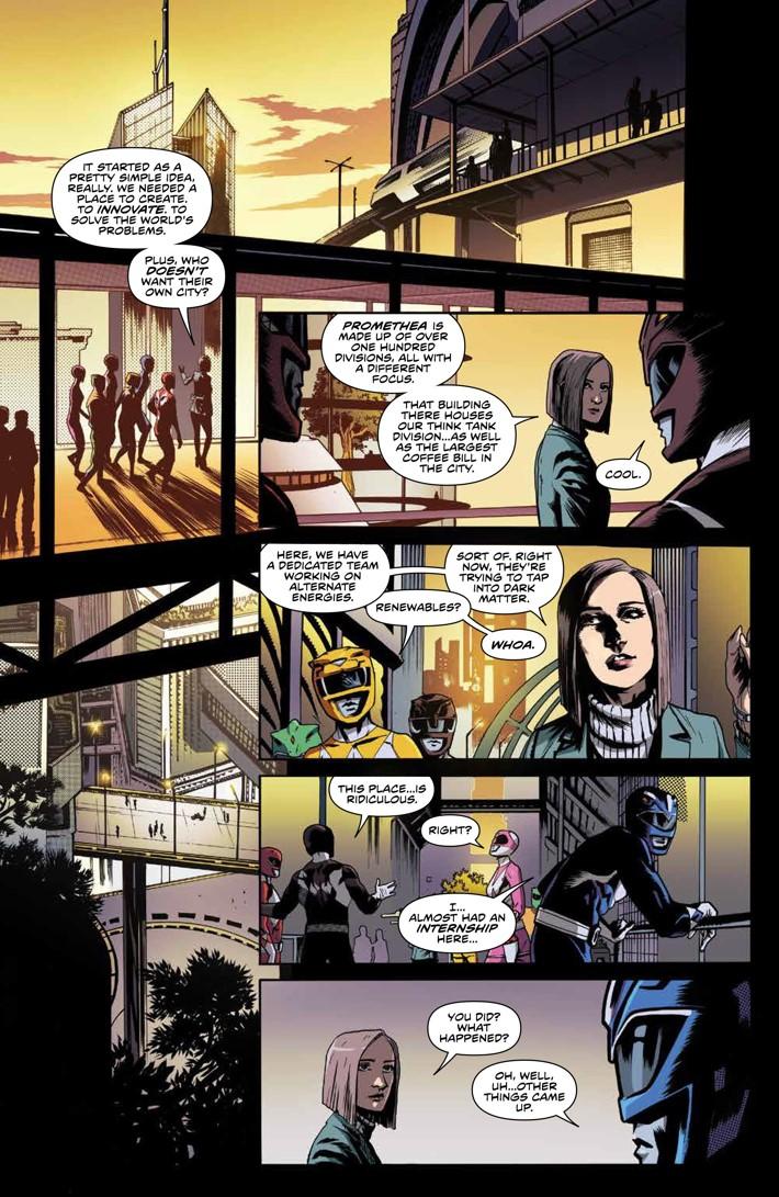 PowerRangers_v6_SC_PRESS_11 ComicList Previews: MIGHTY MORPHIN POWER RANGERS VOLUME 6 TP