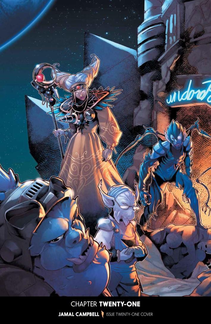 PowerRangers_v6_SC_PRESS_6 ComicList Previews: MIGHTY MORPHIN POWER RANGERS VOLUME 6 TP