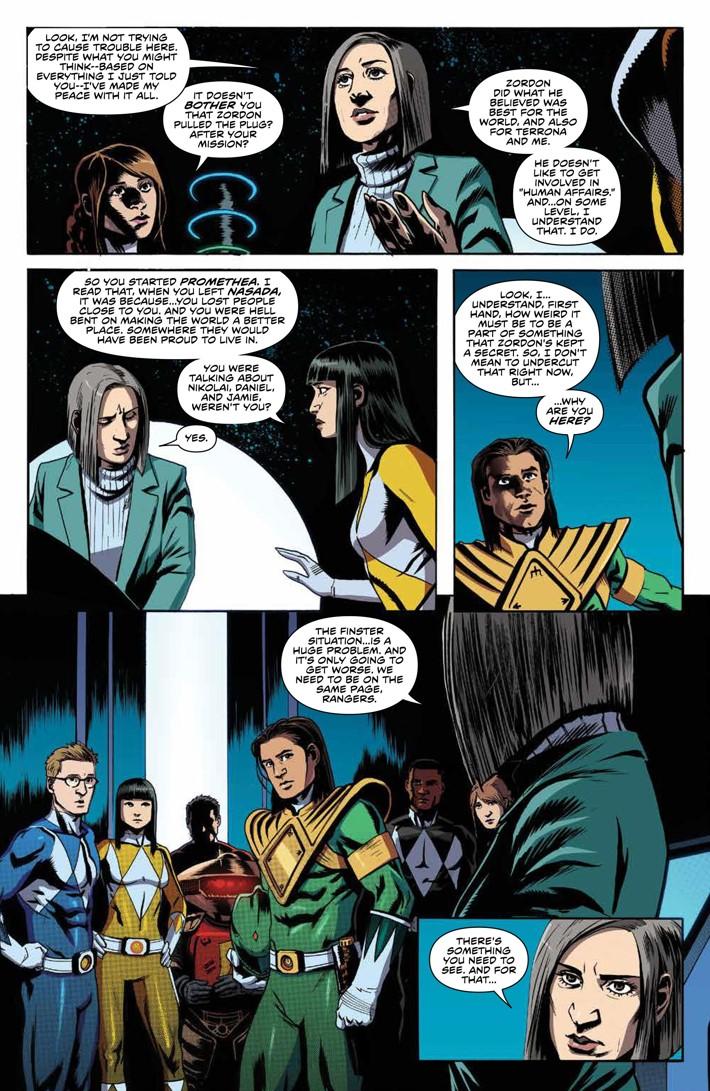 PowerRangers_v6_SC_PRESS_9 ComicList Previews: MIGHTY MORPHIN POWER RANGERS VOLUME 6 TP