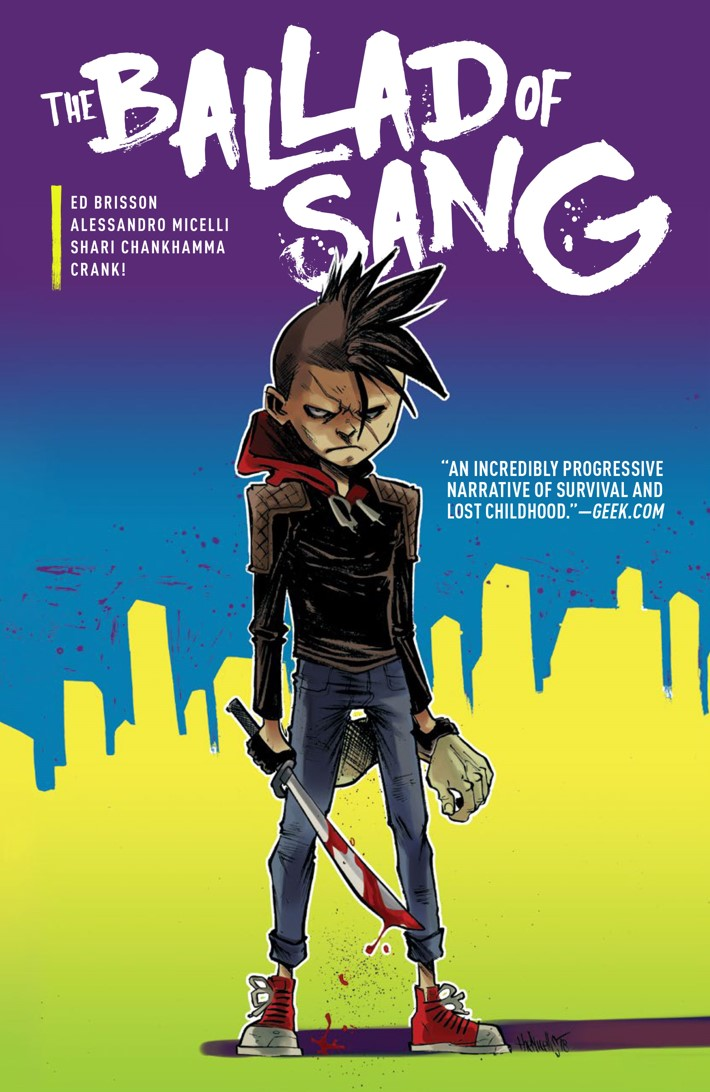 Preview-Ballad-of-Sang-1 ComicList Previews: THE BALLAD OF SANG TP