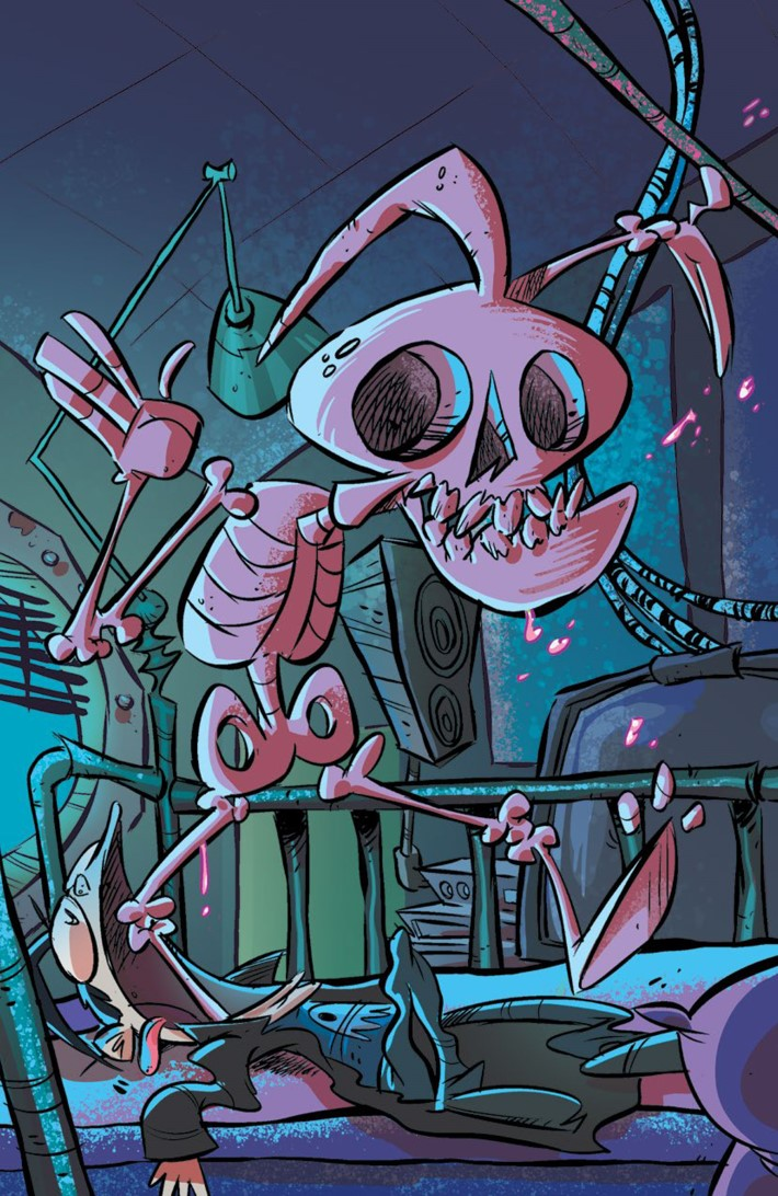 Preview-INVADERZIM-41-REFERENCE-6 ComicList Previews: INVADER ZIM #41