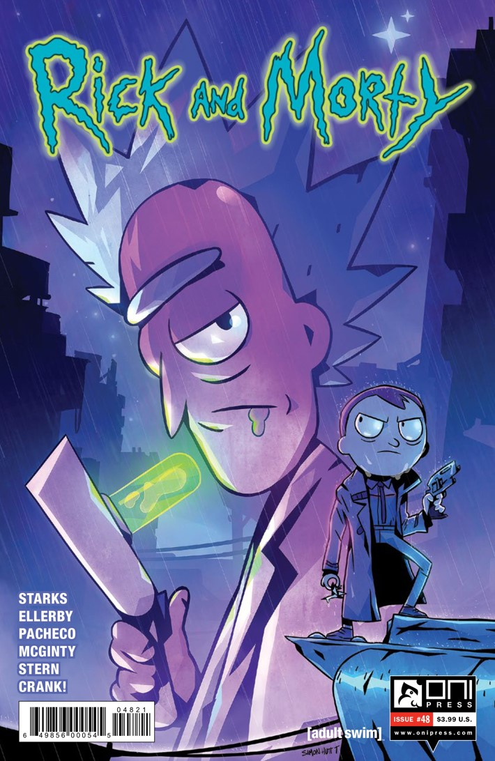 Preview-RICKMORTY-48-REFERENCE-2 ComicList: Oni Press New Releases for 03/27/2019
