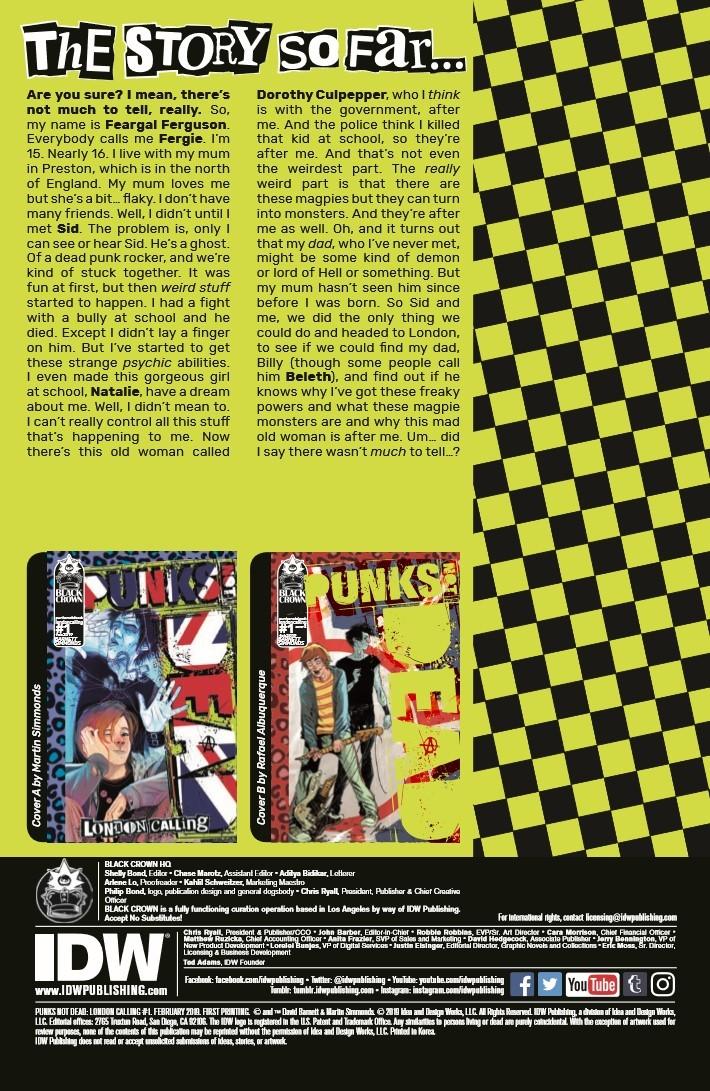 Punks_Not_Dead_London_Calling_01-pr-2 ComicList Previews: PUNKS NOT DEAD LONDON CALLING #1