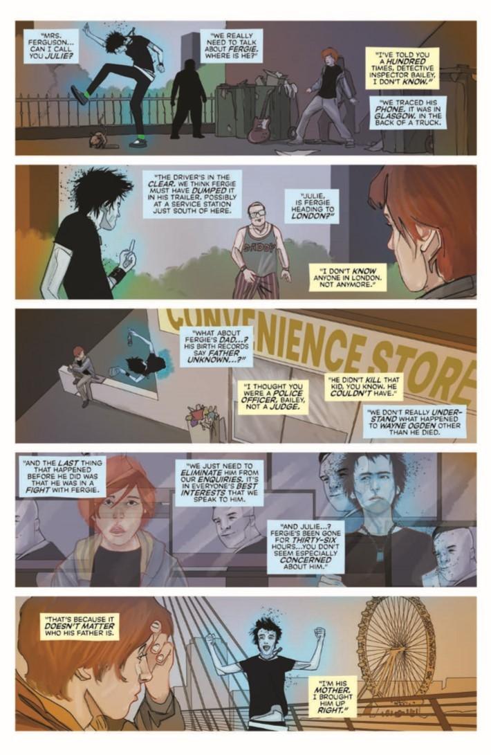 Punks_Not_Dead_London_Calling_01-pr-5 ComicList Previews: PUNKS NOT DEAD LONDON CALLING #1