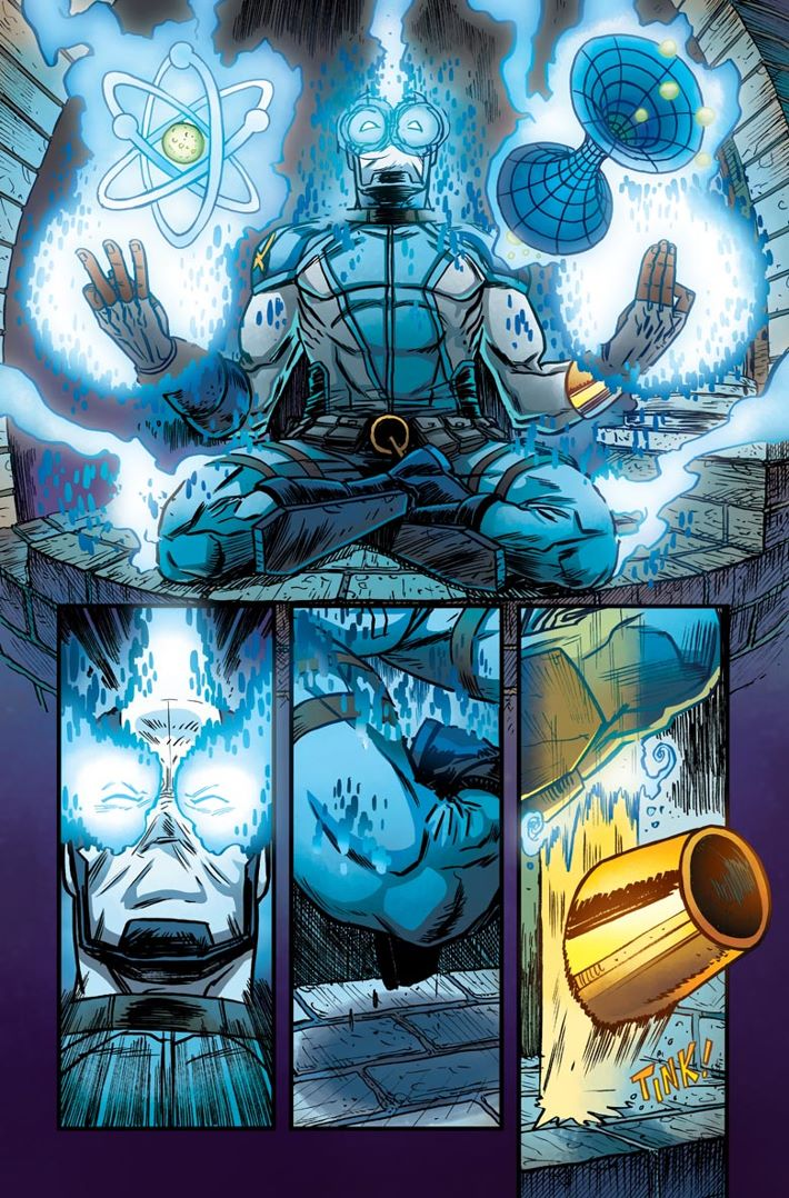 QUANTUMANDWOODY_04_pg1 ComicList Previews: QUANTUM AND WOODY #4