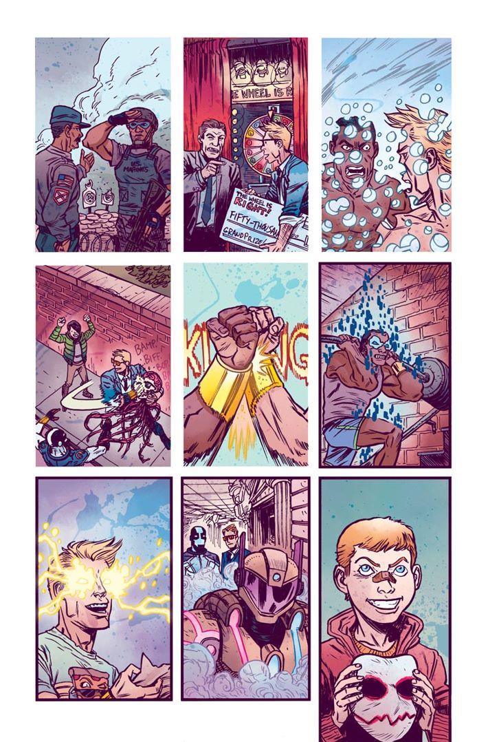 QUANTUMANDWOODY_04_pg3 ComicList Previews: QUANTUM AND WOODY #4