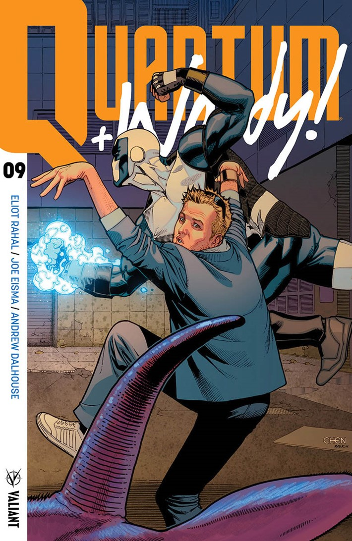 QW2017_009_VARIANT-ICON_CHEN ComicList Previews: QUANTUM AND WOODY! (2017) #9
