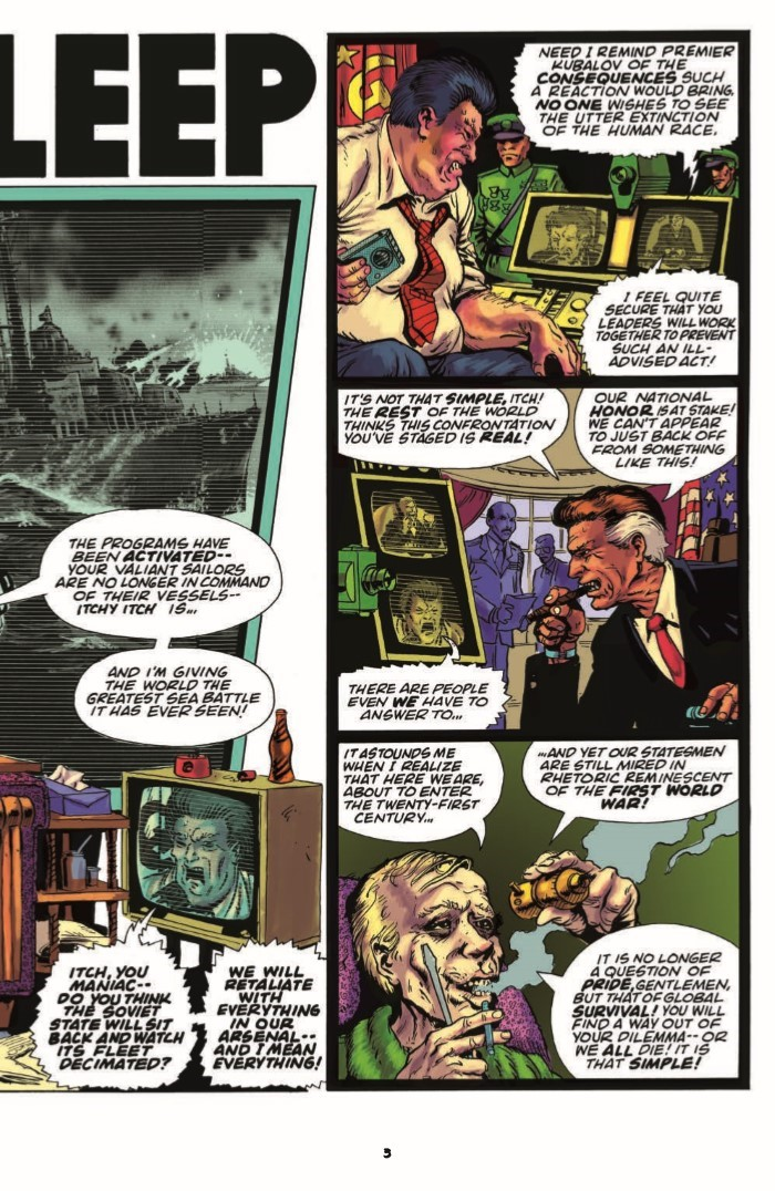 RickVeitch_TheOne_01-pr-5 ComicList Previews: RICK VEITCH'S THE ONE #1