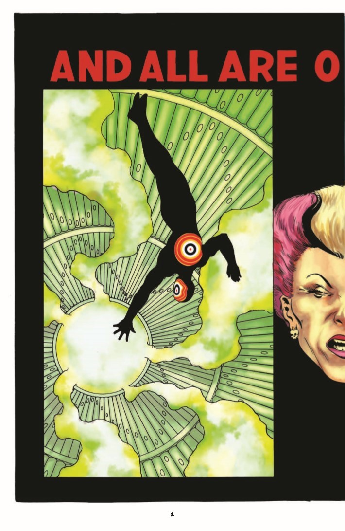RickVeitch_TheOne_02-pr-4 ComicList Previews: RICK VEITCH'S THE ONE #2