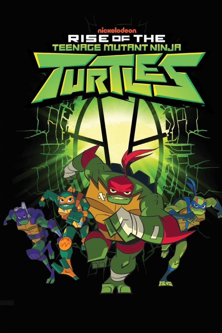 Rise_of_TMNT_Vol01-pr-1 ComicList Previews: RISE OF THE TEENAGE MUTANT NINJA TURTLES VOLUME 1 TP