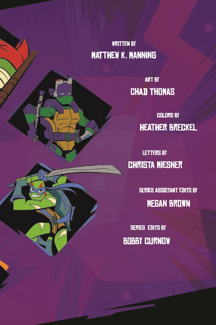 Rise_of_TMNT_Vol01-pr-3 ComicList Previews: RISE OF THE TEENAGE MUTANT NINJA TURTLES VOLUME 1 TP