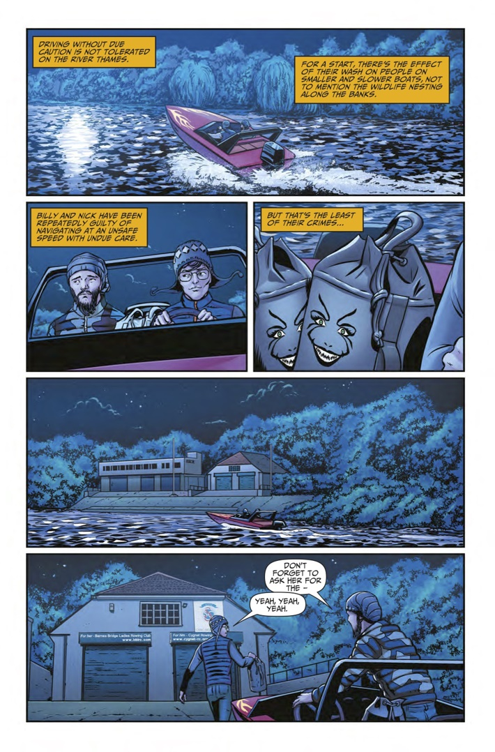 Rivers_of_London_Water_Weed_1_Page-2 ComicList Previews: RIVERS OF LONDON WATER WEED #1