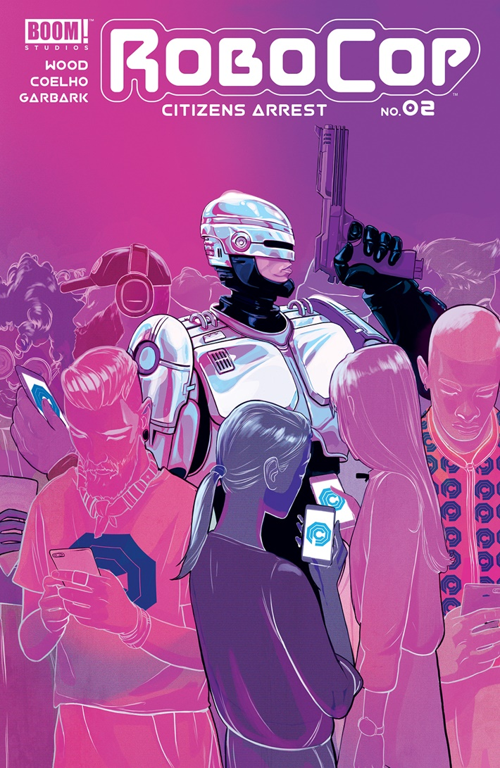 RoboCop_CitizensArrest_002_A_Main ComicList Previews: ROBOCOP CITIZENS ARREST #2