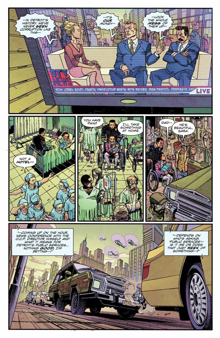 Robocop_CitizensArrest_001_PRESS_4 ComicList Previews: ROBOCOP CITIZENS ARREST #1