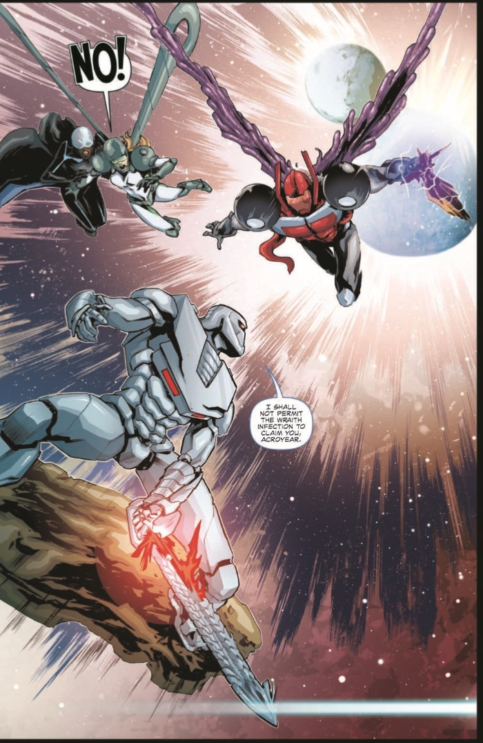 Rom_Micronauts_03-pr-3 ComicList Previews: ROM AND THE MICRONAUTS #3