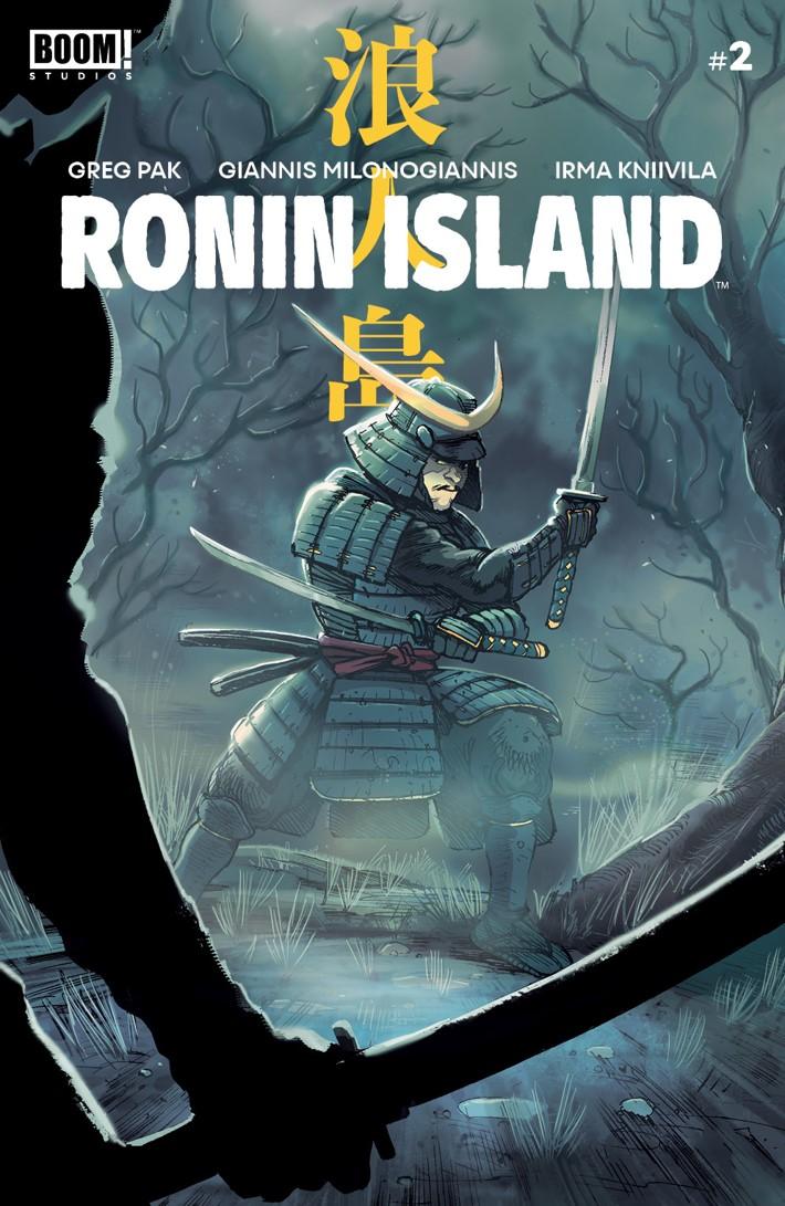 RoninIsland_002_Cover_A_Main ComicList Previews: RONIN ISLAND #2
