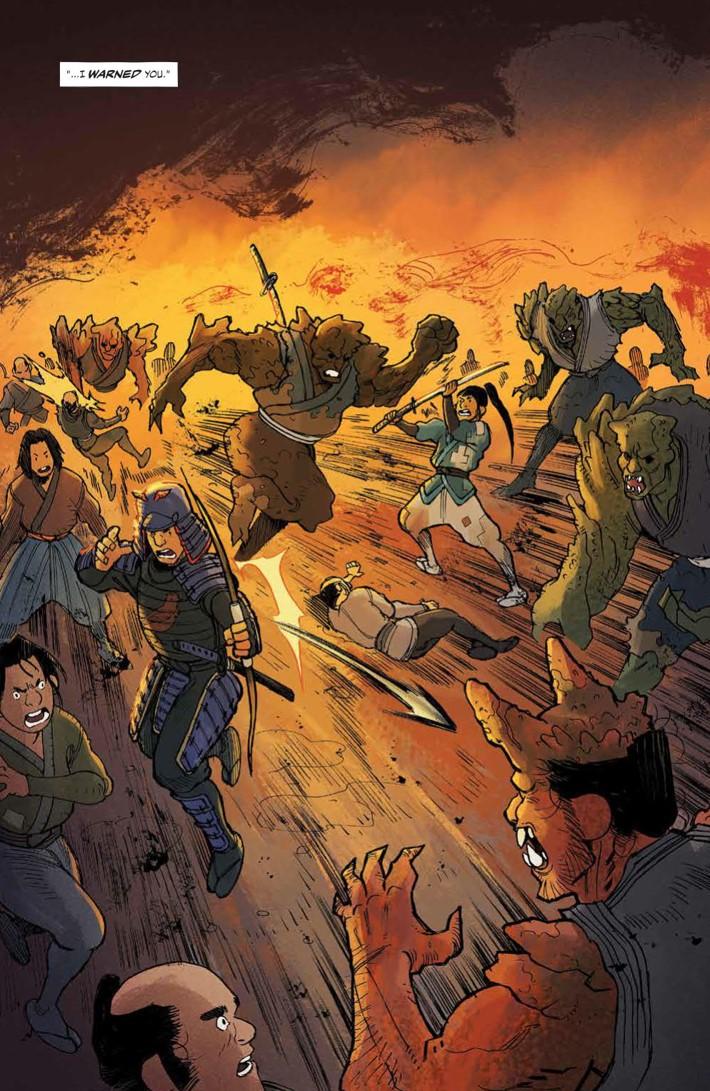 RoninIsland_002_PRESS_5 ComicList Previews: RONIN ISLAND #2