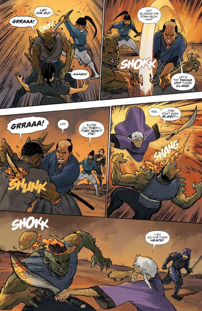 RoninIsland_002_PRESS_6 ComicList Previews: RONIN ISLAND #2