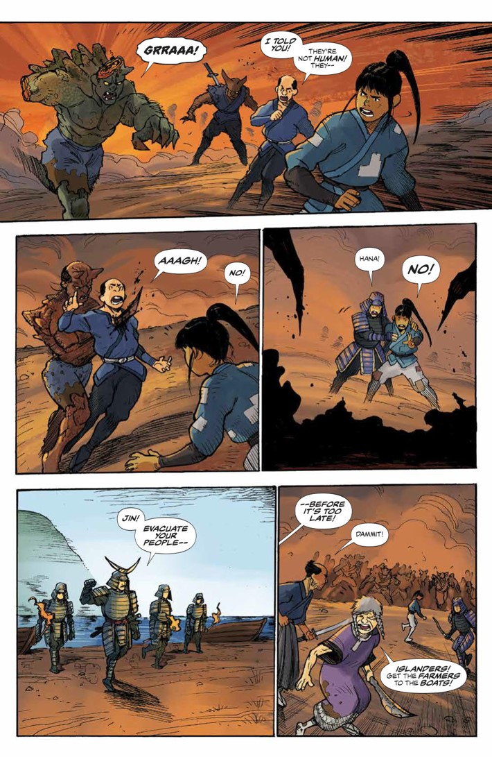 RoninIsland_002_PRESS_8 ComicList Previews: RONIN ISLAND #2