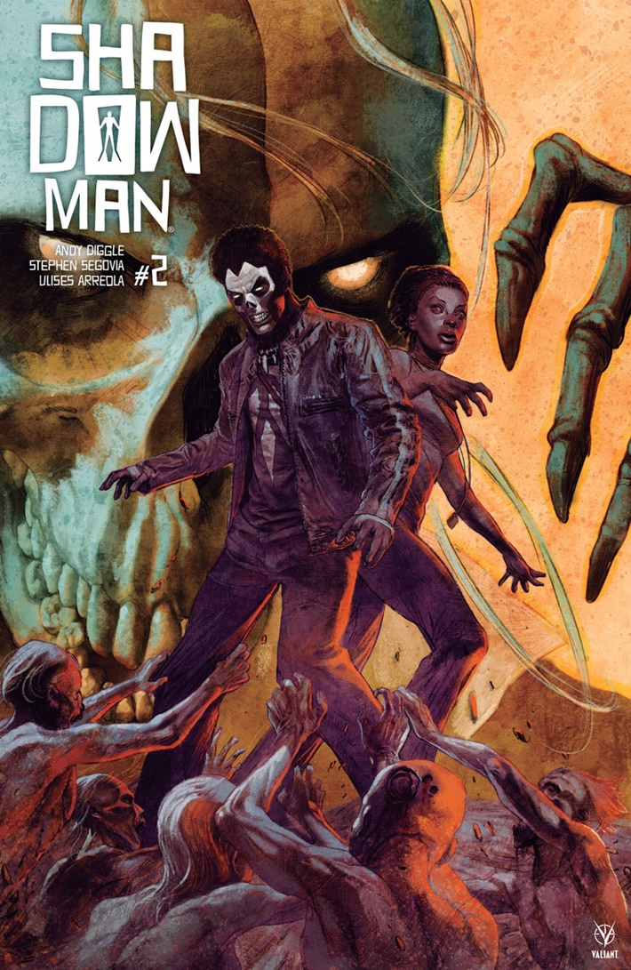 SM2018_002_COVER-B_GUEDES ComicList Previews: SHADOWMAN (2018) #2