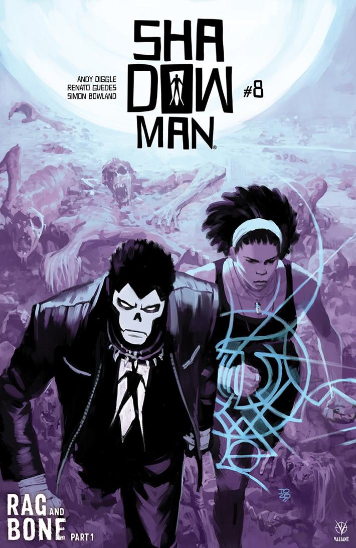 SM2018_008_COVER-A_ZONJIC ComicList Previews: SHADOWMAN (2018) #8