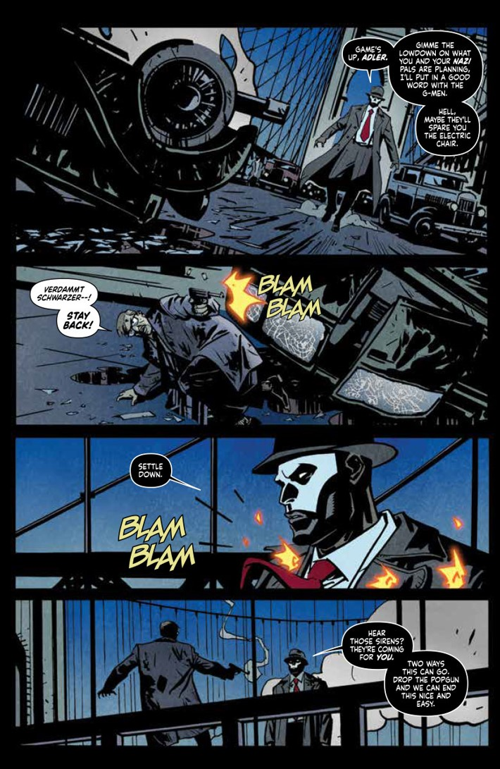 SM2018_TPB_002_006 ComicList Previews: SHADOWMAN (2018) VOLUME 2 DEAD AND GONE TP