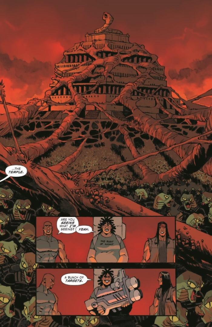 ScarlettStrikeForce_03-pr-4 ComicList Previews: SCARLETT'S STRIKE FORCE #3