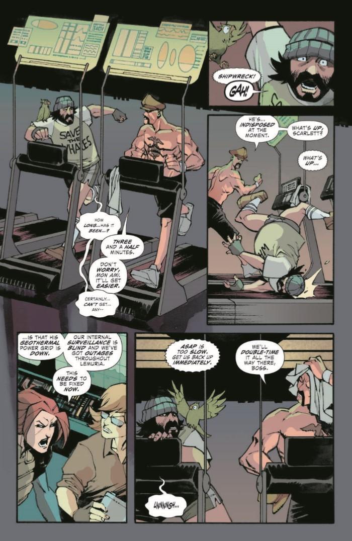 ScarlettStrikeForce_03-pr-6 ComicList Previews: SCARLETT'S STRIKE FORCE #3