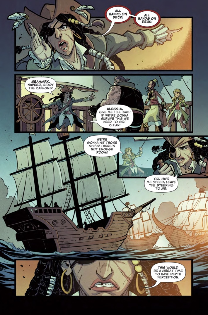 Sea_of_Thieves_2_pg1 ComicList Previews: SEA OF THIEVES #2